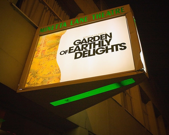 Photo Coverage: GARDEN OF EARTHLY DELIGHTS Opens at the Minetta Lane