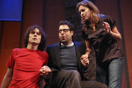 Jerzy Gwiazdowski, Steve Rosen, and Sandy Rustin