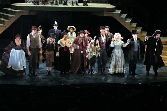 Photo Coverage: OLIVER! at the White Plains Peforming Arts Center