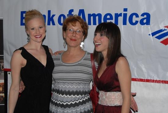 Rochelle Smith (Bet), Jan Neuberger (Mrs. Bedwin) and Alex Covington (Annie) Photo
