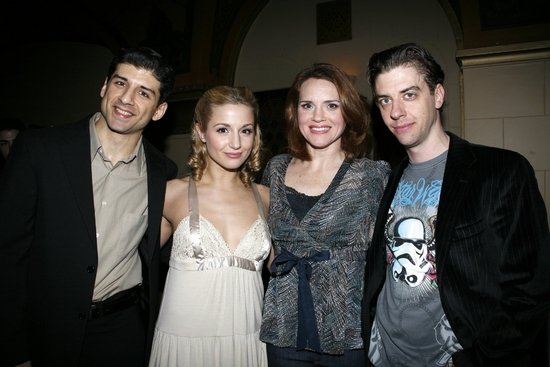 Photo Coverage: ON THE TOWN Closing Night Party