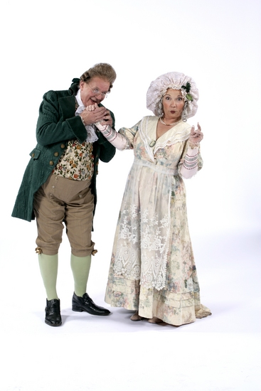 John-David Keller and Karen Hensel