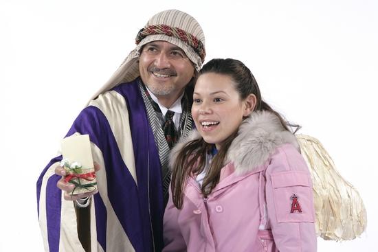 Miguel Najera and Gloria Garayua