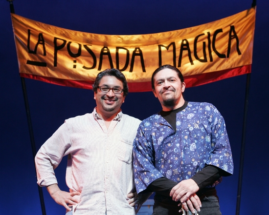 Octavio Solis and Marcos Loya