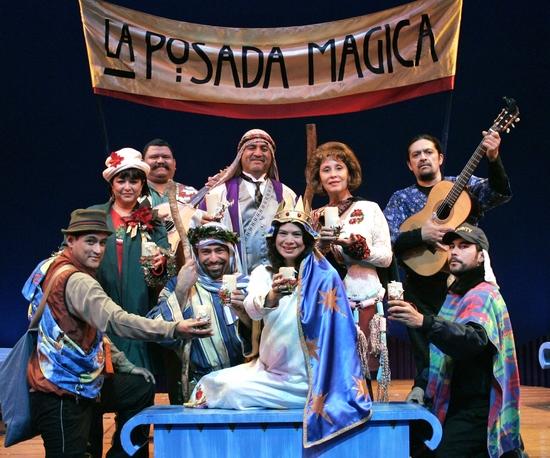 Photo Flash: LA POSADA MAGICA at South Coast Rep.