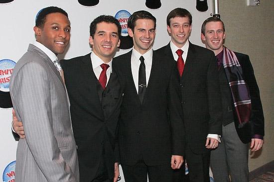 Jarran Muse, Kevin Worley, Con O'Shea Creal, Chad Seib and Stephen Carrasco Photo