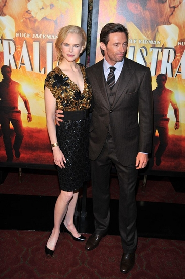 Photo Coverage: New York Premiere of 'AUSTRALIA'