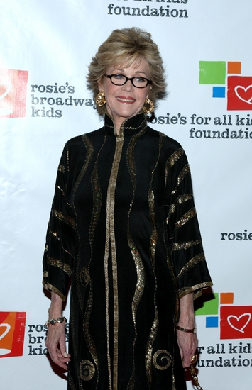 Photo Coverage: Rosie's Gala: Building Dreams for Kids Honors Rivera