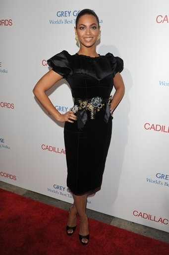 Photo Coverage: CADILLAC RECORDS Hollywood Premiere
