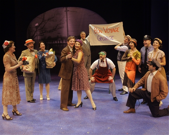 Photo Flash: WBT's 'A WONDERFUL LIFE'