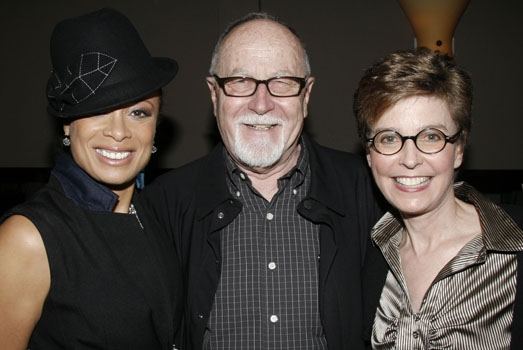 Valarie Pettiford with Gil Cates and his wife