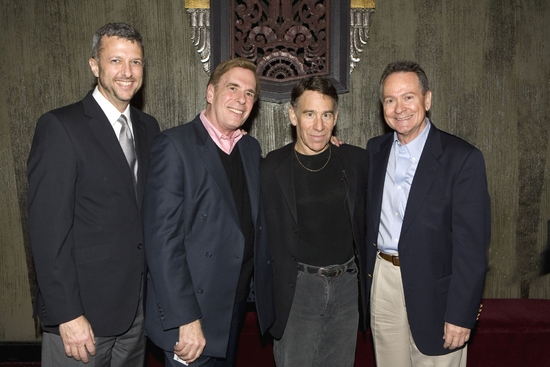 Keith McNutt, David Michaels, John Holly and Stephen Schwartz