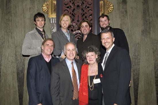 Michael Shoup, Kenny Foster, Vince Romanelli, Jeffrey Harper, David Michaels, Joe Benincasa, JoMarie Ward, and Keith McNutt