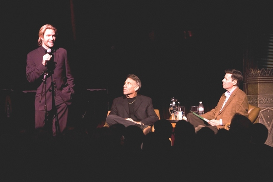 Eric Whitacre, Stephen Schwartz and Michael Kerker
