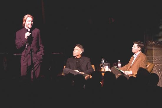 Eric Whitacre, Stephen Schwartz and Michael Kerker