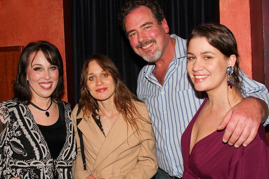Susan Mosher, Fiona Apple, John Boswell, and Maude Maggart