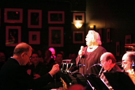 Photo Coverage: Jonathan Tunick and Barbara Cook at Birdland