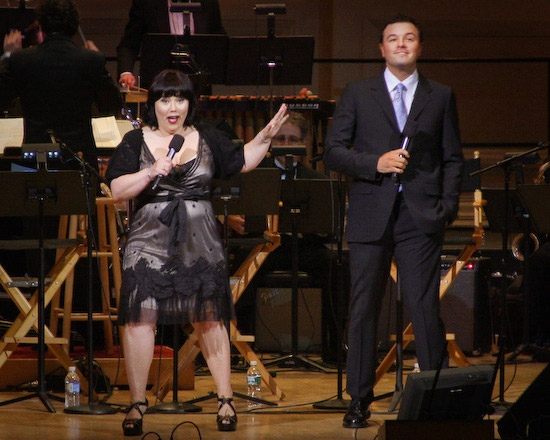 Alex Borstein and Seth MacFarlane