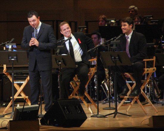 Seth MacFarlane, Danny Smith, and John Viener