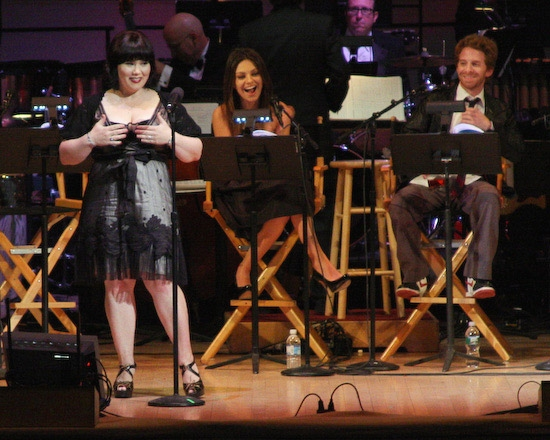 Alex Borstein, Mila Kunis, and Seth Green