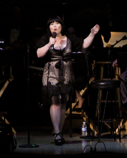 Alex Borstein at FAMILY GUY SINGS! at Carnegie Hall