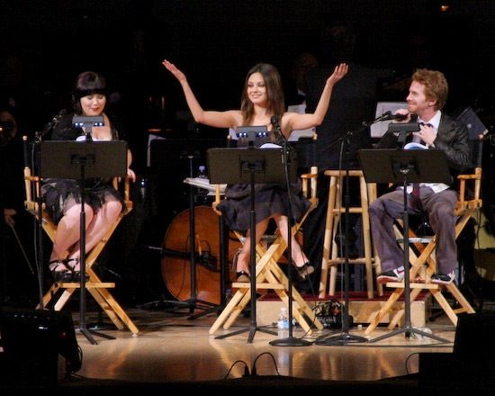 Photo Coverage: FAMILY GUY SINGS! at Carnegie Hall
