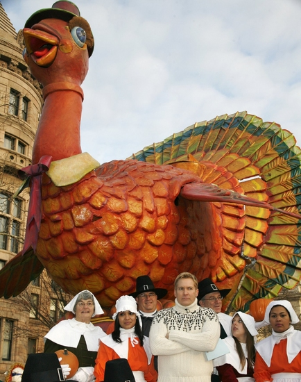 Photo Coverage: The 82nd Annual Macy's Thanksgiving Day Parade Part I