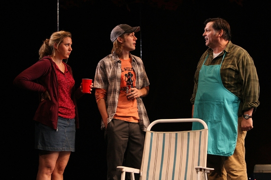 Photo Flash: PRAYER FOR MY ENEMY at Playwrights Horizons