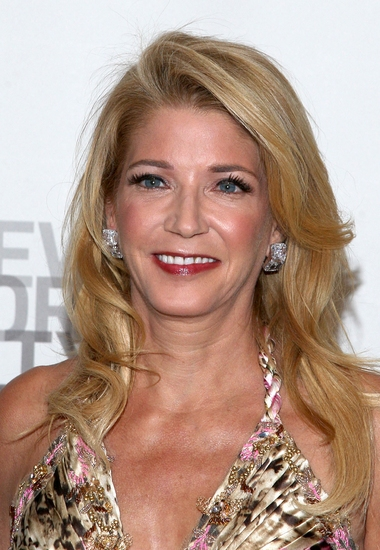 Candace Bushnell at NYC Ballet's 2008-2009 Opening Night Gala