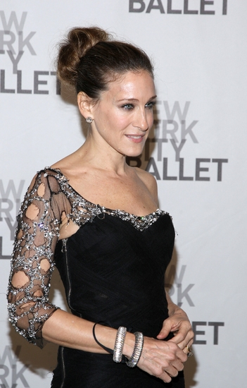 Photo Coverage: NYC Ballet's 2008-2009 Opening Night Gala