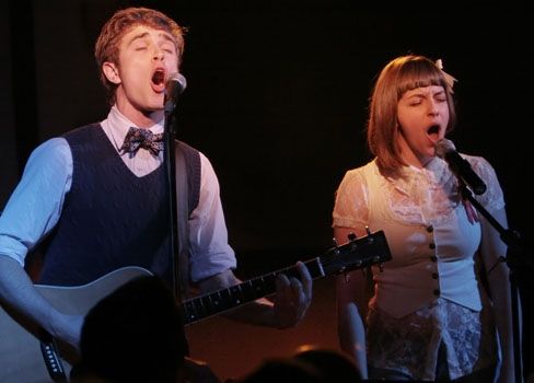 Photo Coverage: 'SPRING AWAKENING LOVES the 90's' Benefit at Upright Cabaret