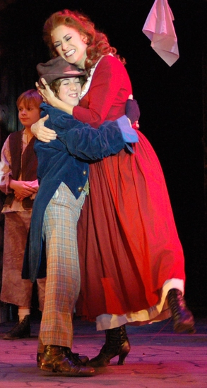 Photo Flash: OLIVER At JWE Northport