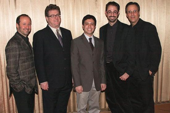 Photo Coverage: Fred Ebb Awards Honor Adam Gwon