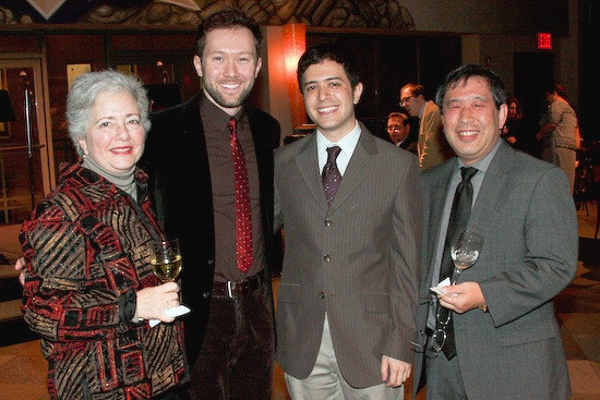 Photo Coverage: Fred Ebb Awards Honor Adam Gwon