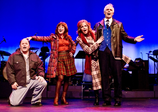 Photo Flash: Reprise's I LOVE MY WIFE