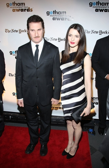Darren Aronofsky and Rachel Weisz at 18th Annual Gotham Independent Film Awards