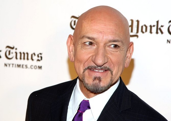 Ben Kingsley at 18th Annual Gotham Independent Film Awards