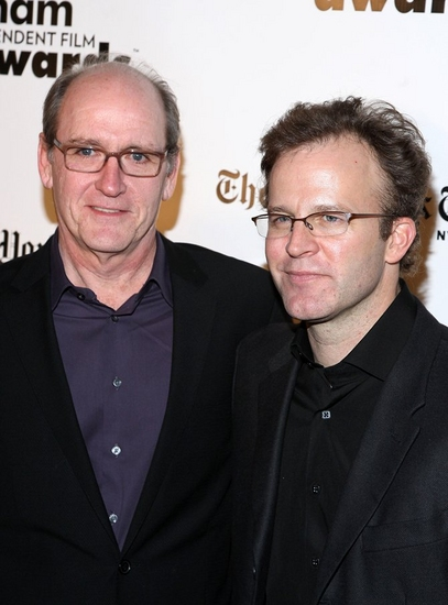 Richard Jenkins and Tom McCarthy