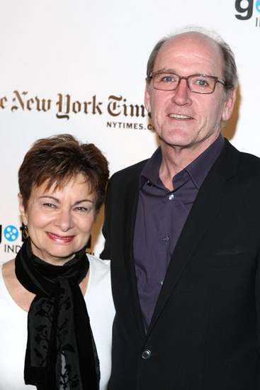 Sharon R. Frederick and Richard Jenkins Photo