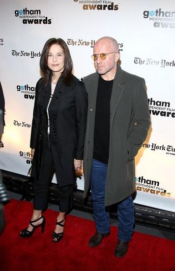 Debra Winger and Arliss Howard Photo