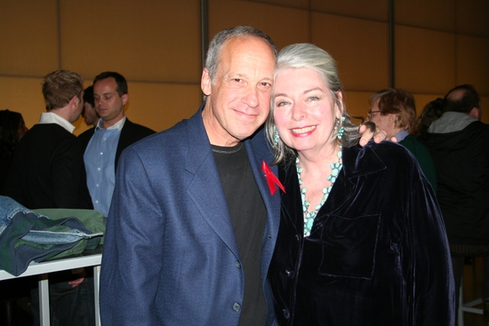Bruce Kimmel and Jill O'Hara