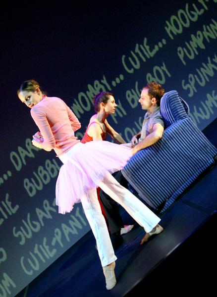 Australia's Expressions Dance Company Opens 'SCORE!' 1/10