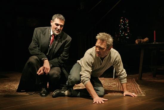 Robert Cuccioli and David Adkins