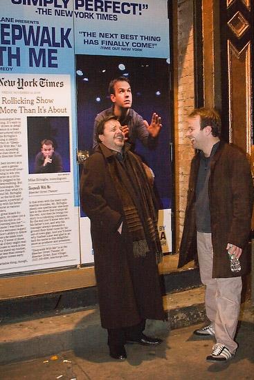 Photo Coverage: Nathan Lane 'Talkbacks' at SLEEPWALK WITH ME