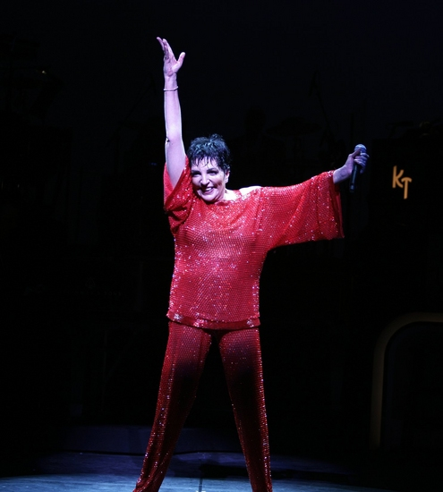 Photo Coverage: LIZA'S AT THE PALACE...! Curtain Call