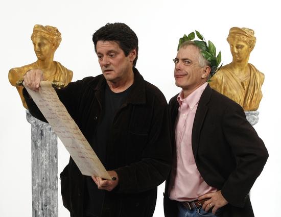 Danny Scheie and John Vickery