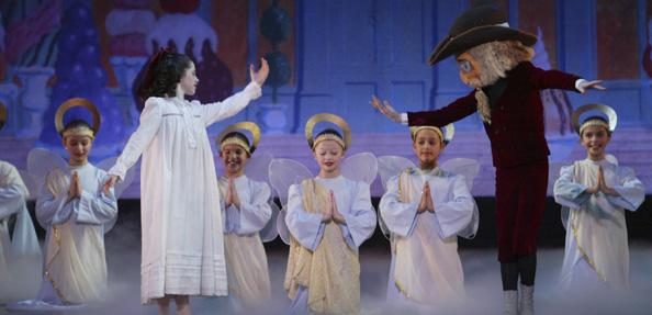 Dances Patrelle Presents 'THE YORKVILLE NUTCRACKER' 12/11-14