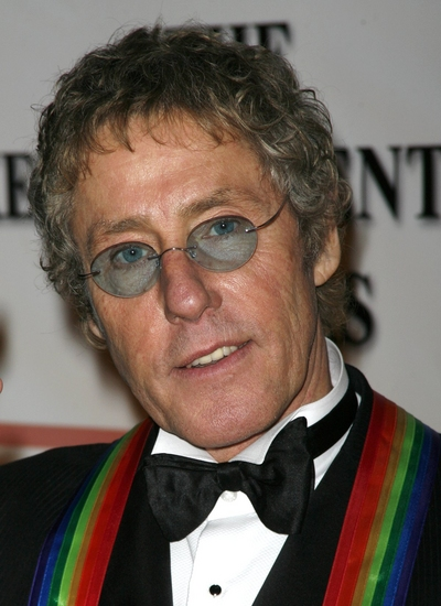 Roger Daltrey at 2008 Kennedy Center Honorees