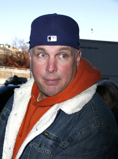 Garth Brooks at 2008 Kennedy Center Honors Rehearsals