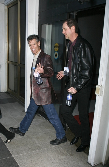 Randy Travis at 2008 Kennedy Center Honors Rehearsals